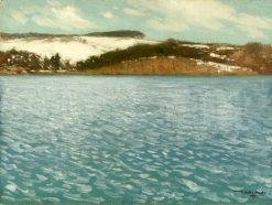 Lake Scene | Hermann Dudley Murphy | Oil Painting