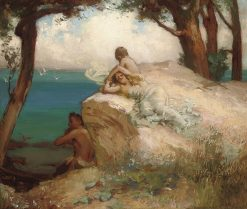 Summer Idyll | James Clark | Oil Painting