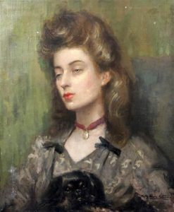 Portrait of a Lady | James Guthrie | Oil Painting
