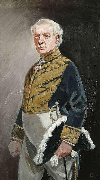 David Lloyd George (sketch) | James Guthrie | Oil Painting