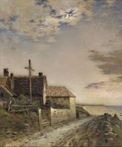Road by the Sea | Jean Charles Cazin | Oil Painting