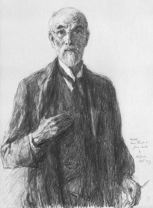 Self-Portrait   John Butler Yeats   Oil Painting