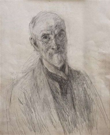 Self-Portrait | John Butler Yeats | Oil Painting