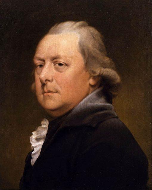 Reverend Christopher Alderson | Joseph Wright of Derby | Oil Painting