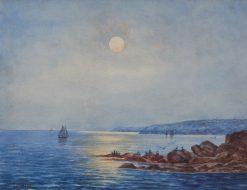 Moonlight | Julian Rossi Ashton | Oil Painting