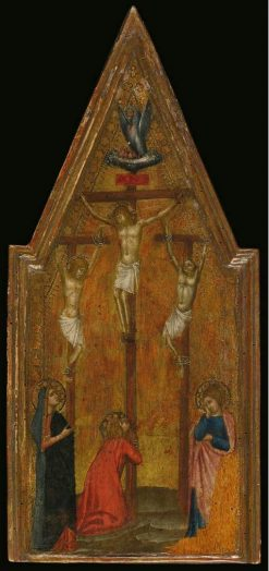 Crucifixion | Luca di TommE | Oil Painting