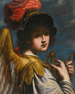 The Archangel Michael | Matteo Rosselli | Oil Painting