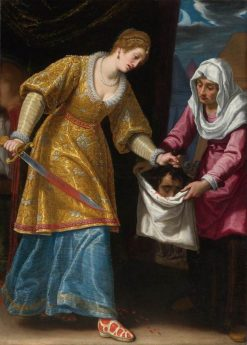 Judith and Holofernes | Matteo Rosselli | Oil Painting