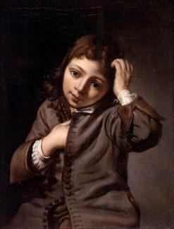 Portrait of a Boy | Michiel Sweerts | Oil Painting
