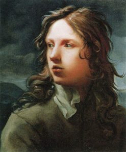 Young Man in a Grey Jacket   Michiel Sweerts   Oil Painting