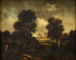 Forest of Fontainebleau | Narcisse Dìaz de la Peña | Oil Painting