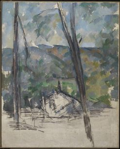 Route to Le Tholonet | Paul CEzanne | Oil Painting