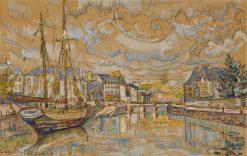 Lannion | Paul Signac | Oil Painting