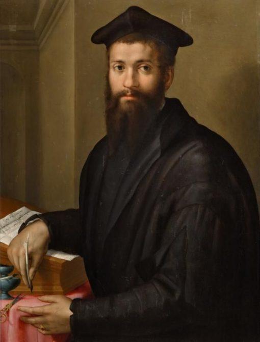Portrait of Giovanni Salviati | Pier Francesco Jacopo di Foschi | Oil Painting