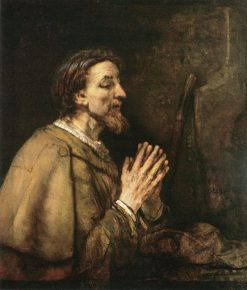 The Apostle Jacob | Rembrandt van Rijn | Oil Painting
