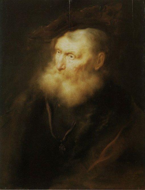 Old Man | Salomon Koninck | Oil Painting