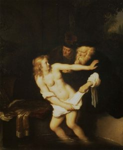 Susanna and the Elders | Salomon Koninck | Oil Painting