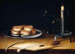 Still Life | SEbastien Stoskopff | Oil Painting