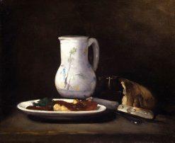 Still Life | ThEodule Augustin Ribot | Oil Painting