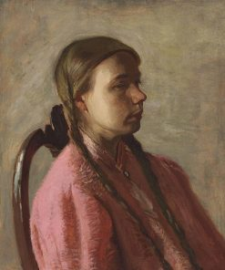 Betty Reynolds | Thomas Eakins | Oil Painting
