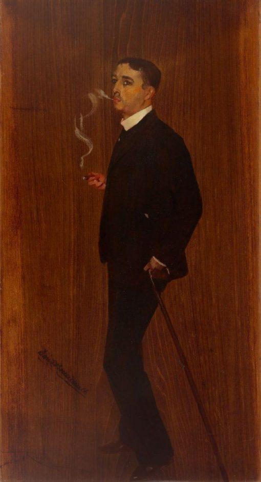 Dion G Boucicault | Tom Roberts | Oil Painting