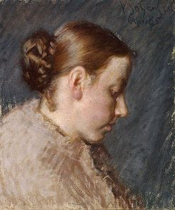 Portrait of the Painter's Wife