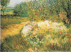 View from ile des Ravageurs | Vincent van Gogh | Oil Painting