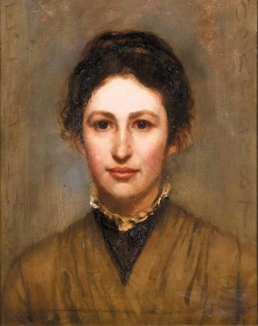 Portrait of Nellie O'Brien | Walter Frederick Osborne | Oil Painting