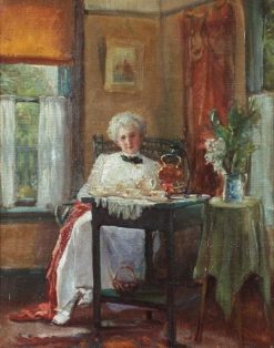 Tea Time | William Henry Holmes | Oil Painting