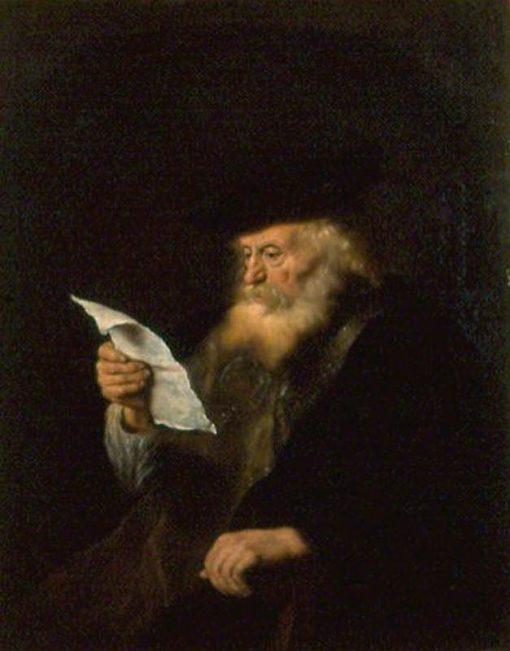 A Rabbi | Salomon Koninck | Oil Painting
