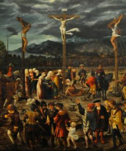 The Crucifixion | Hans Muelich | Oil Painting