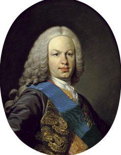 Portrait of King Fernando VI of Spain (1713-1759) | Louis Michel Van Loo | Oil Painting