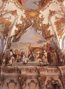 The Investiture of Harold as Duke of Franconia | Giovanni Battista Tiepolo | Oil Painting