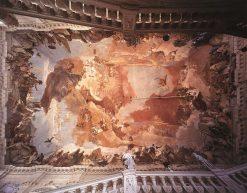Apollo and the Continents | Giovanni Battista Tiepolo | Oil Painting