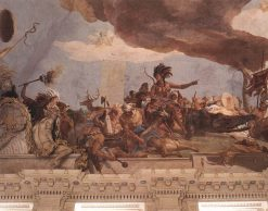 Allegory of the American Continent | Giovanni Battista Tiepolo | Oil Painting