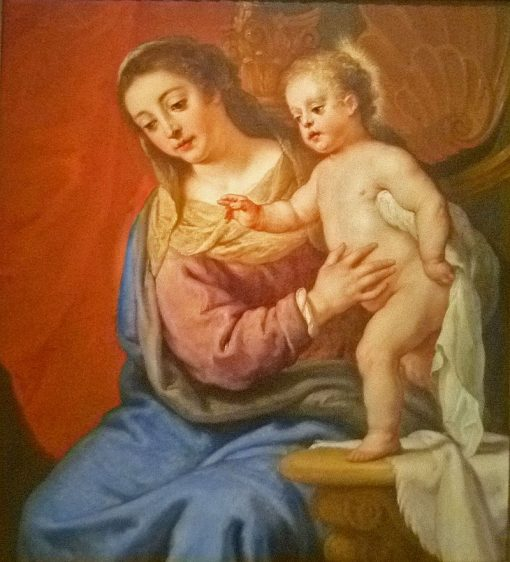 Virgin and Child | Gaspard de Crayer | Oil Painting