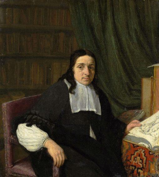 Portrait of a Gentleman   Adriaen van Ostade   Oil Painting