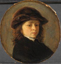 Portrait of a Young Boy   Adriaen van Ostade   Oil Painting