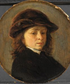 Portrait of a Young Boy | Adriaen van Ostade | Oil Painting