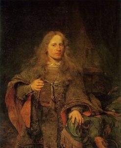 Ernestus van Beverin | Aert de Gelder | Oil Painting