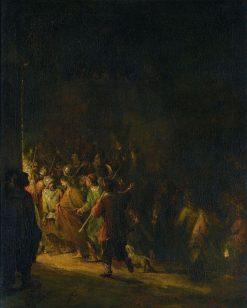 The Betrayal of Christ | Aert de Gelder | Oil Painting
