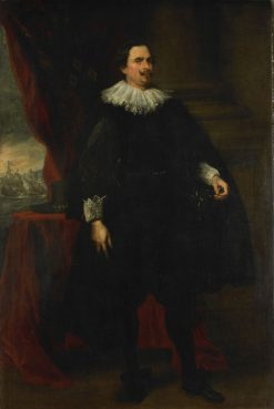 Portrait of a Man from the van der Borght Family