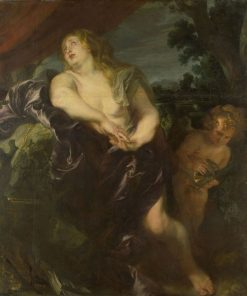 The Penitent Mary Magdalen | Anthony van Dyck | Oil Painting