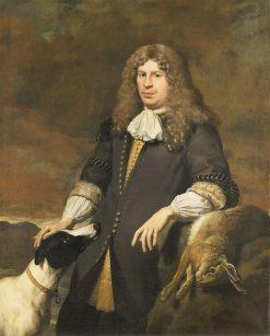 Portrait of a Man (Jacob de Graeff ?) | Carel Dujardin | Oil Painting