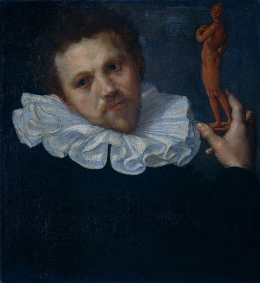 Paulus van Vianen (1550-1613) Goldsmith   Cornelis Ketel   Oil Painting
