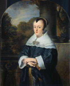 Maria Rey | Ferdinand Bol | Oil Painting