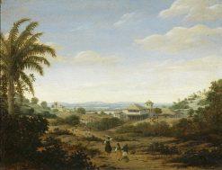 Landscape by the River Senhor de Engenho