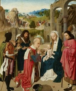The Adoration of the Magi | Geerten tot Sint Jans | Oil Painting