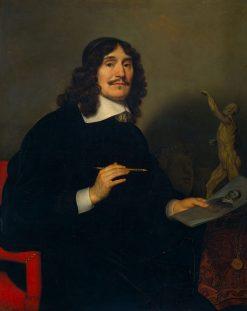 Portrait of an Artist | Gerard van Honthorst | Oil Painting