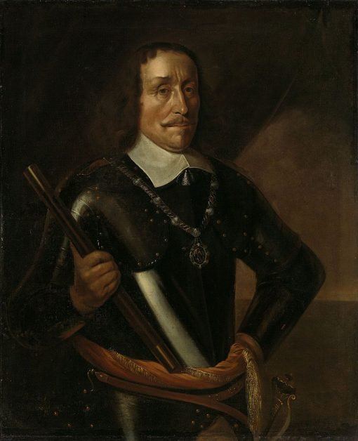 Portrait of Cornelisz de With
